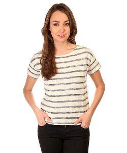 Roxy | Футболка Женская Adelaide Adelaide Stripe Combo Black/White