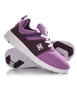 Dcshoes | Кроссовки Женские Dc Heathrow Se Purple