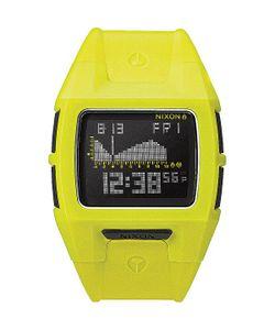 Nixon | Часы Lodown S Neon Yellow