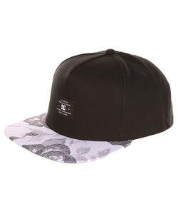 Dcshoes | Бейсболка С Прямым Козырьком Dc Foregore Black