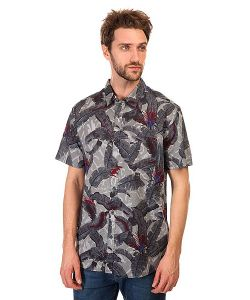 Quiksilver | Рубашка Riot Shirts Steeple Grey