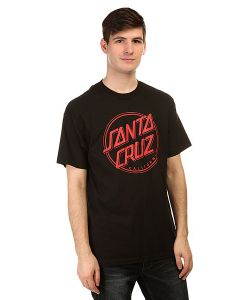 Santa Cruz | Футболка Sc Cali Black