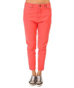 Insight | Джинсы Прямые Женские Huntress Jeans Coral