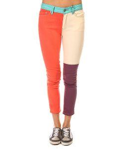 Insight   Джинсы Узкие Женские Blockade Jeans Multi