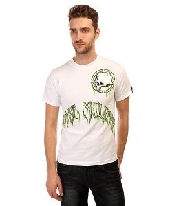 Metal Mulisha | Футболка Ice Factor Tee White