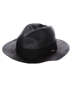 Stussy | Шляпа Женская Sand Fedora Black