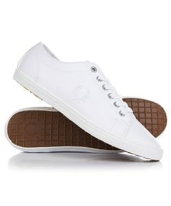 Fred Perry   Кеды Кроссовки Низкие Kingston Leather