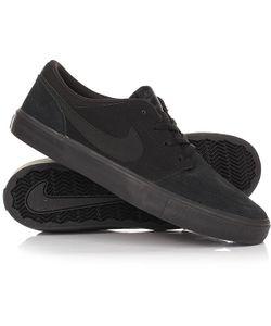 Nike | Кеды Кроссовки Низкие Sb Portmore Ii Solar Noir