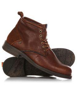 Wrangler | Ботинки Высокие Cliff Mid Cognac