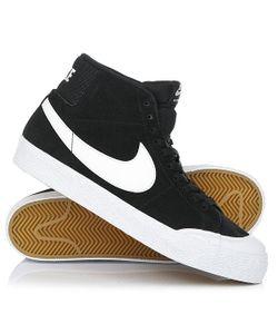 Nike | Кеды Кроссовки Высокие Sb Blazer Zoom Mid Xt