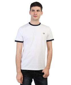 Fred Perry | Футболка Ringer T-Shirt