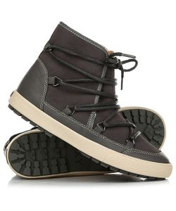 Roxy | Ботинки Высокие Darwin Boot Charcoal