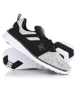 Dcshoes | Кроссовки Dc Heathrow Se J Charcoal