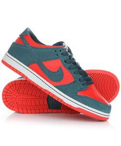 Nike | Кеды Кроссовки Высокие Sb Zoom Dunk Low Pro Nightshade