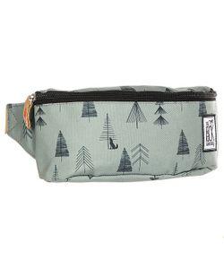 The Pack Society | Сумка Поясная Bum Bag Tree Allover