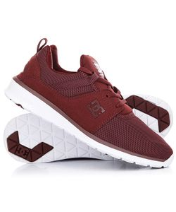 Dcshoes | Кроссовки Dc Heathrow Burgundy