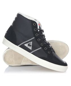 Le Coq Sportif | Кеды Кроссовки Зимние Женские Mont Charlety Syn Leather