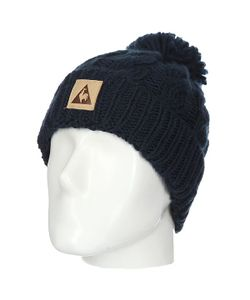 Le Coq Sportif | Шапка Classique Pompom Beanie Dress Blue