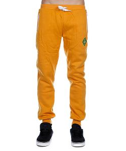 Pyromaniac | Штаны Fitted Sweat Pants Wheat