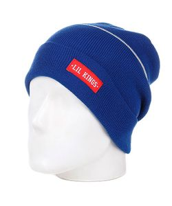 Lil Kings | Шапка Old Beanie Blue