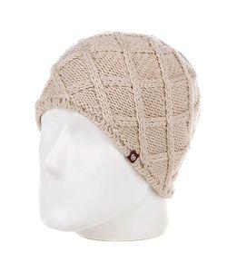 Circa | Шапка Вязаная Женская Links Knitted Natural
