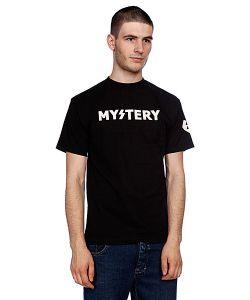 Mystery | Футболка Logo Black/White