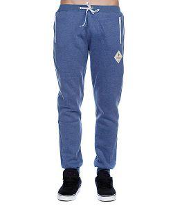 Pyromaniac | Штаны Прямые Fitted Sweat Pants Light Blue/Melange