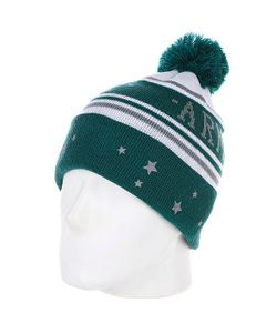 Armour | Шапка С Помпоном Limited Beanie Green