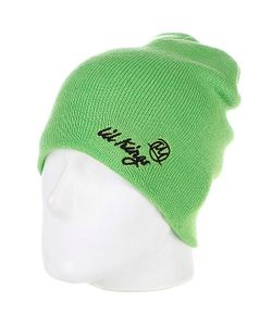 Lil Kings | Шапка Носок Classic Beanie Lime