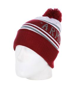Armour | Шапка С Помпоном Limited Beanie Red