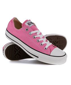 Converse | Кеды Кроссовки Chuck Taylor All Star Ox Unisex M9007 Pink