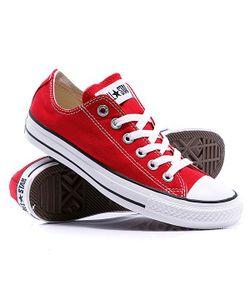 Converse | Кеды Кроссовки Низкие Унисекс All Star Ox Unisex Red