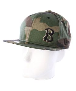 Baker | Бейсболка New Era Newera Camo Hanoi
