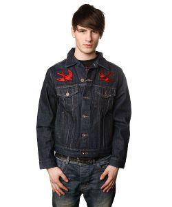 Innes | Куртка Джинсовая Hensley Raw Rinse