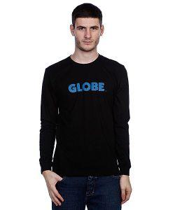 Globe | Лонгслив Branded Black