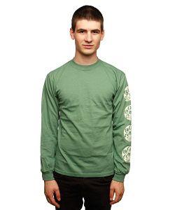 Slave   Лонгслив Loaded Green