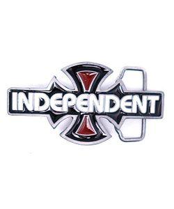 Independent | Пряжка O.G.B.C. White/Black/Red