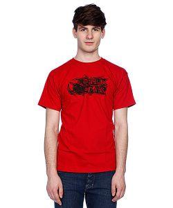 Darkstar | Футболка Raw Cardinal Red