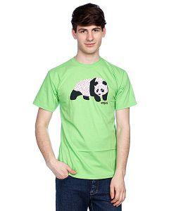 Enjoi | Футболка Sick Panda Lime