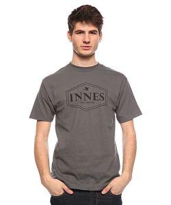 Innes | Футболка Bolt Charcoal