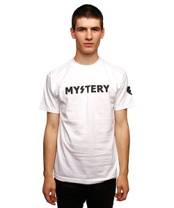 Mystery | Футболка Logo Text