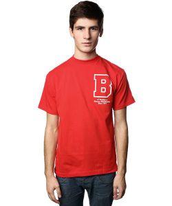 Plan B | Футболка Letterman Red