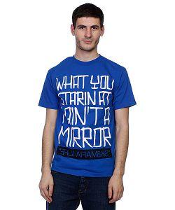 Sk8Mafia | Футболка Mirror Blue