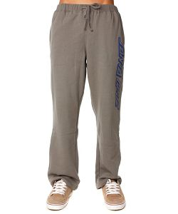 Santa Cruz | Штаны Прямые Classic Strip Sweat Pant Grey