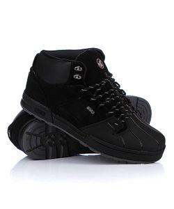 Dvs | Ботинки Зимние Westridge Black Nubuck