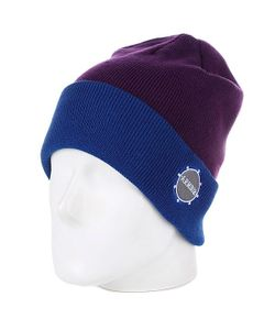 Armour | Шапка Park Beanie Blue/Purple