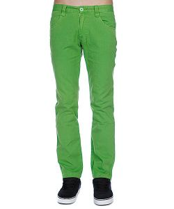 Urban Classics | Штаны 5 Pocket Pants Lime Green