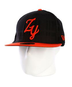 Zoo York | Бейсболка Camden Yards Fitted Newera Black