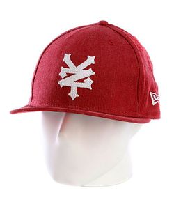 Zoo York | Бейсболка New Era Milk D Fitted Newera Red