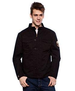 Dekline | Ветровка Мужская Moto Jacket Black